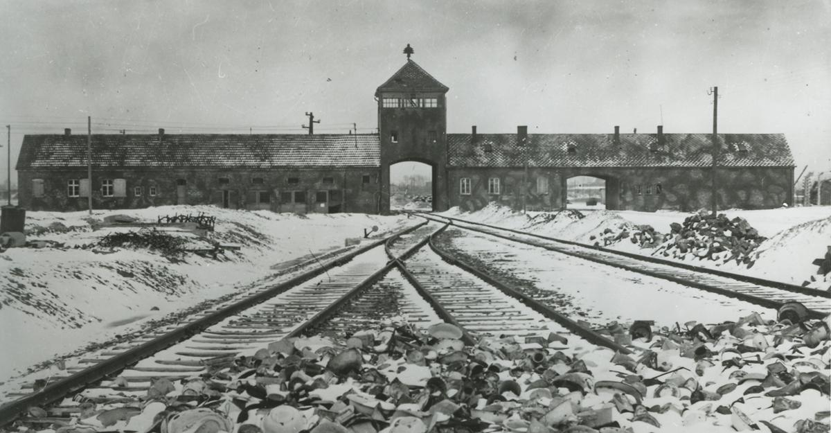 Ruinas Auschwitz