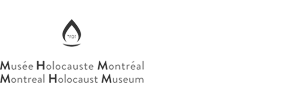 Logo Montreal Holocaust Museum